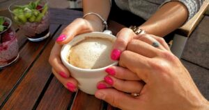 coffee dating chat site